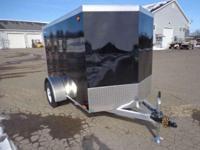 (989) 607-4841 ext.115 5' x 9' Enclosed All Aluminum