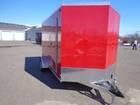(989) 607-4841 ext.111 7' x 14' Enclosed All Aluminum
