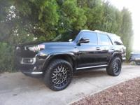 We are excited to offer this 2014 Toyota 4Runner. How