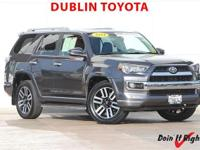 Dublin Toyota is pleased to offer this 2014 Toyota