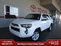 Options:  2014 Toyota 4Runner 4X2 Sr5 4Dr Suv Thank You