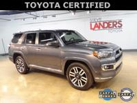 Toyota Certified, Limited, Navigation System, Power