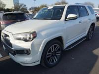 Recent Arrival! 2014 Toyota 4Runner Limited Navigation,