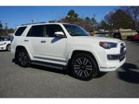 "2014 Toyota 4Runner Limited, 20"" x 7.5"""