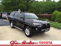 Options:  2014 Toyota 4Runner  Drive Home In Your New