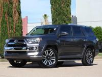 We are excited to offer this 2014 Toyota 4Runner. When