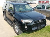 One Owner Toyota Certified Used Vehicle!! Black 2014