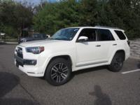 CarFax 1-Owner, This 2014 Toyota 4Runner Limited will