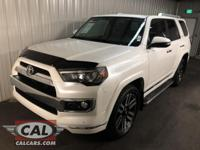 Options:  2014 Toyota 4Runner 4Wd 4Dr V6