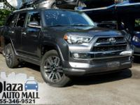 Recent Arrival! Certified. 2014 Toyota 4Runner Limited