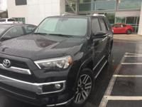 AWESOME CERTIFIED LIMITED 4 RUNNER, GREAT MILES, WELL