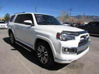 Options:  2014 Toyota 4Runner Limited|Awd Limited 4Dr