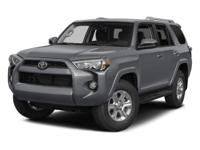 Grand and graceful, this 2014 Toyota 4Runner will