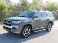 Options:  2014 Toyota 4Runner 4Wd 4Dr V6 Limited