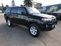 Options:  2014 Toyota 4Runner Rwd 4Dr V6 Sr5 Used|Black