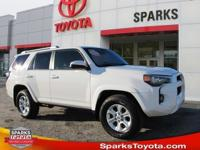Sparks Certified with 100,000 Mile Powertrain Warranty