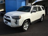 This outstanding example of a 2014 Toyota 4Runner SR5