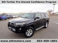 Take our One Owner 2014 Toyota 4Runner SR5 4x4 shown in
