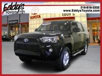 4WD, Cloth. Clean CARFAX.  SR5 4WD  Options:  Four