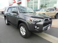 New Arrival! This 2014 Toyota 4Runner SR5 will sell