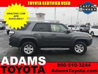 Win a steal on this 2014 Toyota 4Runner SR5 before