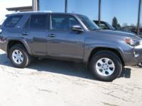 ABSOLUTELY GORGEOUS 4RUNNER WITH ONLY 34003 MILES. 1