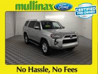 2014 Toyota 4Runner SR5, 4.0L V6, Tow Package, Media