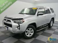 Step into the 2014 Toyota 4Runner! It just arrived on