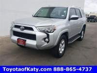 Options:  2014 Toyota 4Runner Sr5 Premium|Silver|Abs