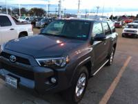 We are excited to offer this 2014 Toyota 4Runner. This