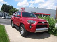 2014 TOYOTA 4 RUNNER TRAIL EDITION!! 4WD, 4.0L V6,
