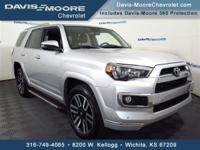 Step into the 2014 Toyota 4Runner! You'll appreciate