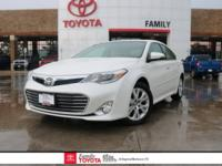 Located at Burleson,TX..LIMITED..TECH PKG..TOYOTA