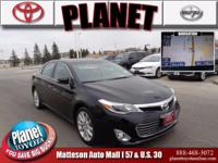 Recent Arrival! 2014 Toyota Avalon Limited Black Toyota