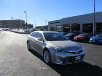 Safe and reliable, this Used 2014 Toyota Avalon Limited