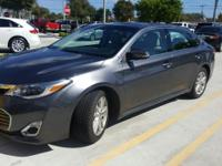 This 2014 Toyota Avalon XLE is offered to you for sale
