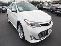 Introducing the 2014 Toyota Avalon! An awesome price