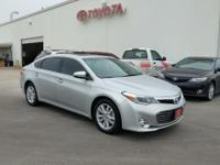 Looking for a clean, well-cared for 2014 Toyota Avalon?