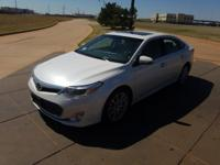 We are excited to offer this 2014 Toyota Avalon. This