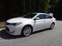 We are excited to offer this 2014 Toyota Avalon. Only