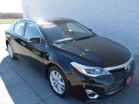 Check out this gently-used 2014 Toyota Avalon we