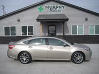 1 owner, 2014 Toyota Avalon XLE Touring with only
