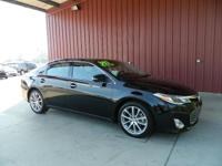2014 TOYOTA AVALON XLE TOURING, CARFAX 1-OWNER,