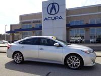 2014 Toyota Avalon XLE Touring in Classic Silver