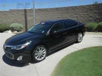 This low mileage 2014 Avalon XLE Touring will allow you