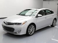 2014 Toyota Avalon with 3.5L V6 DI Engine,Leather