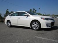 CARFAX One-Owner. 2014 Toyota Avalon XLE FWD 6-Speed
