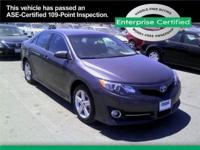 2014 Toyota Camry 2014.5 4dr Sdn I4 Auto SE Sport. Our