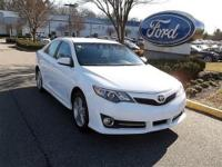 CLEAN CARFAX--1 OWNER VEHICLE,SE TRIM LEVEL,2.5L 4