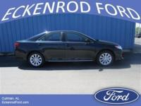 In excellent condition, this 2014 Toyota Camry is a one